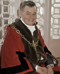 Bild vergrößern: Mayor Making Dorchester Town Council, Dorset, Britain