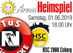 Externer Link: Banner Heimspiel TuS N-Lübbecke - Saison 2018-19