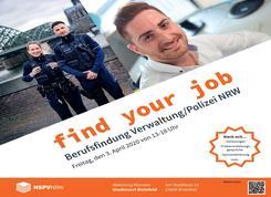 Externer Link: find your job 2020