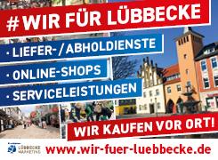 Externer Link: Wir für Lübbecke