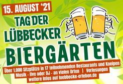 Externer Link: Tag der Lübbecker Biergärten