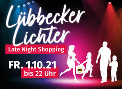 Externer Link: Lübbecker Lichter