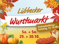 Externer Link: Wurstmarkt Lübbecke 2021