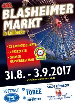 Externer Link: Blasheimer Markt 2017