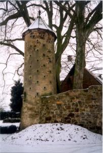 Taubenturm des Gutes Stockhausen