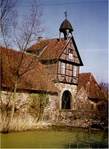 Toreinfahrt des Gutes Stockhausen (1967)