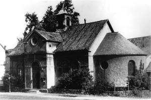 Kapelle Nettelstedt um 1955