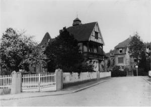 Kindergarten Kapitelstraße 1930