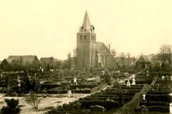 Friedhof Gehlenbeck, 1950