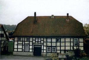 Königsmühle Haupthaus, 1987