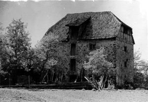 Speicher auf Pohlmanns Hof, um 1935