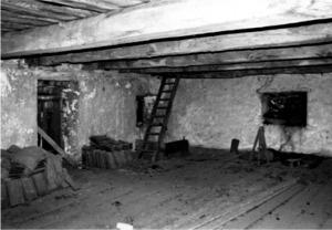 Zwischenboden Speicher auf Pohlmanns Hof, 1995