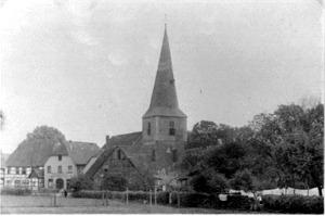 Johanniskirche Rahden, 1927