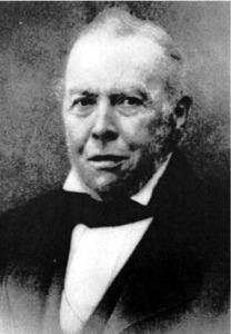 Landrat Georg von dem Bussche-Münch