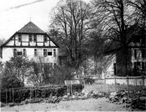 Ellerburg Fiestel, um 1935