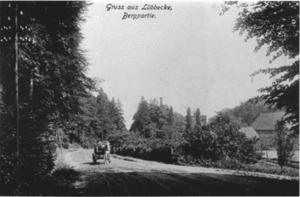 Bergpartie, um 1920