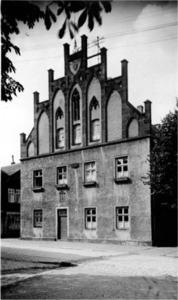 Rathaus, um 1930
