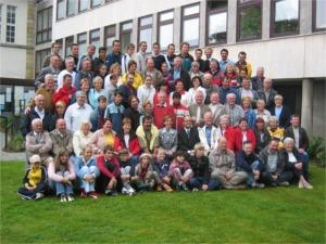 Empfang des SC Tiszakécske 2005